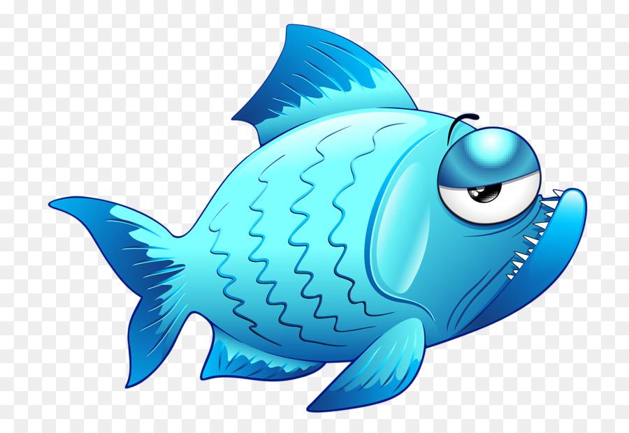 Картинки рыбок мультяшные