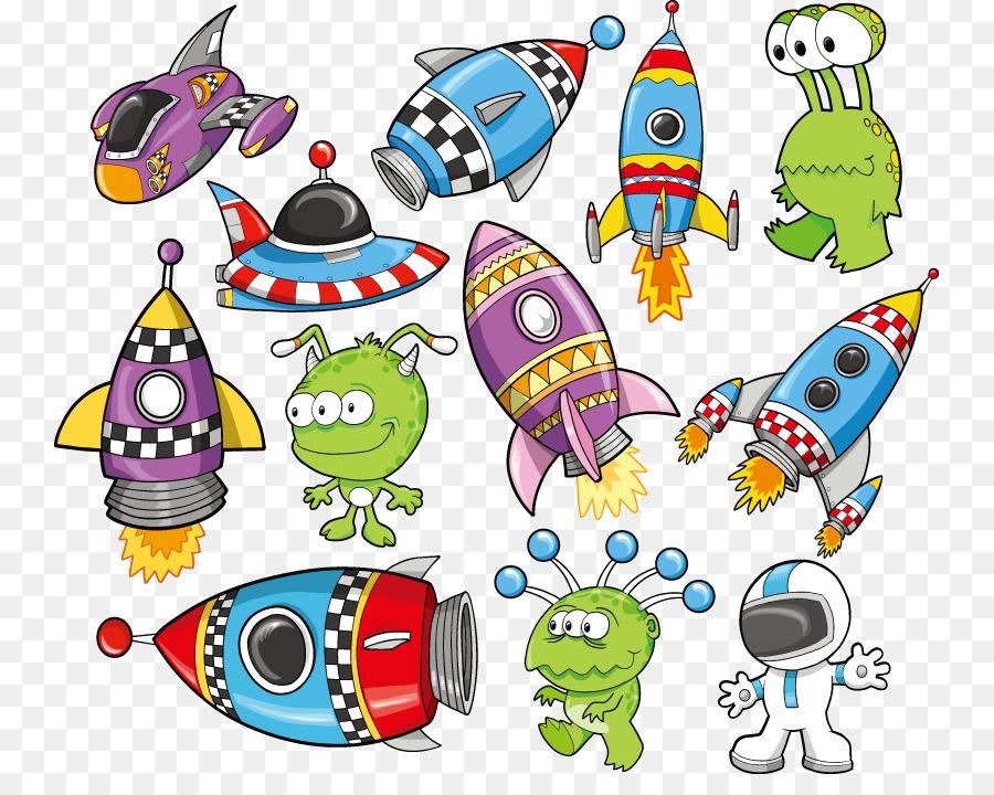 Uzaydan Telifsiz Uzay Gemisi Kucuk Resim Cocuklarin Guzel El