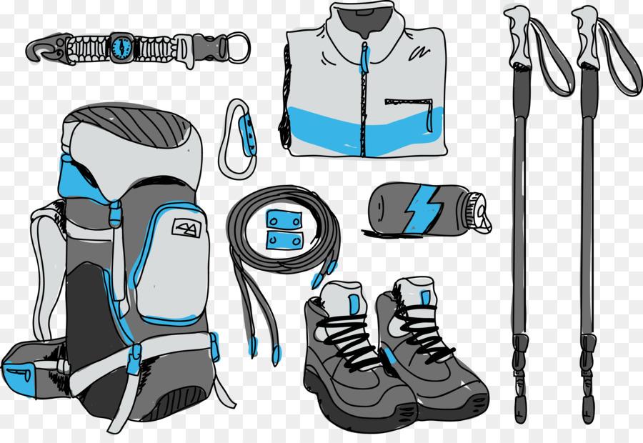 Dağcılık Sırt çantası, Kamp, Kaya tırmanışı ekipmanları - tırmanma araçları  şeffaf PNG görüntüsü