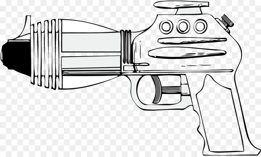 Ateşli Boyama Kitabı Raygun Oyuncak Silah çizim Lazer