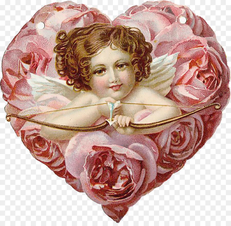 Самые, картинки с сердечками и надписями и ангелами