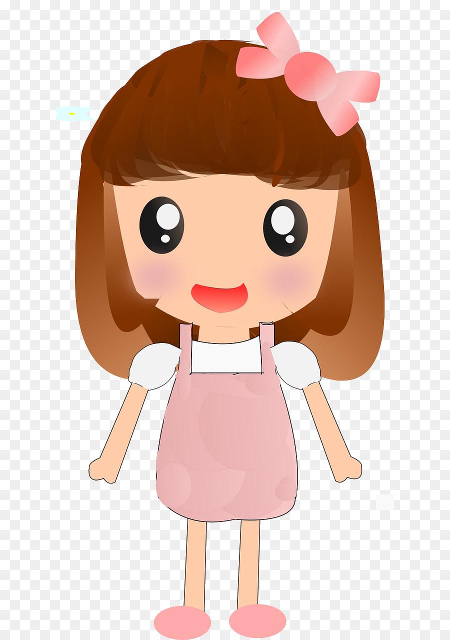 cartoon girl pictures - 1000×1000