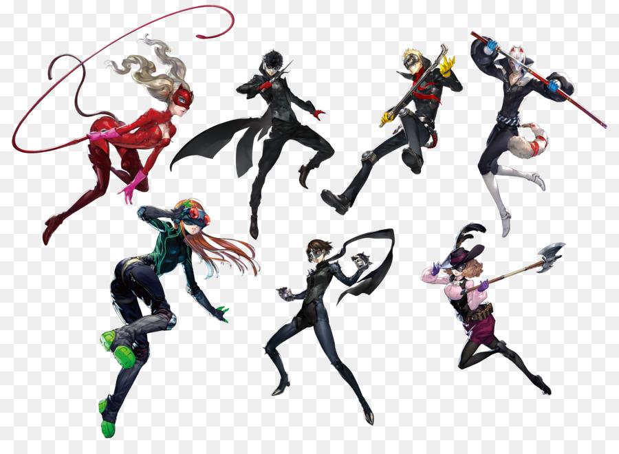 Persona 4 5 Shin Megami Tensei Persona 3 Karakter Final Fantasy Xv Playstation Yercekimi Rush Seffaf Png Goruntusu