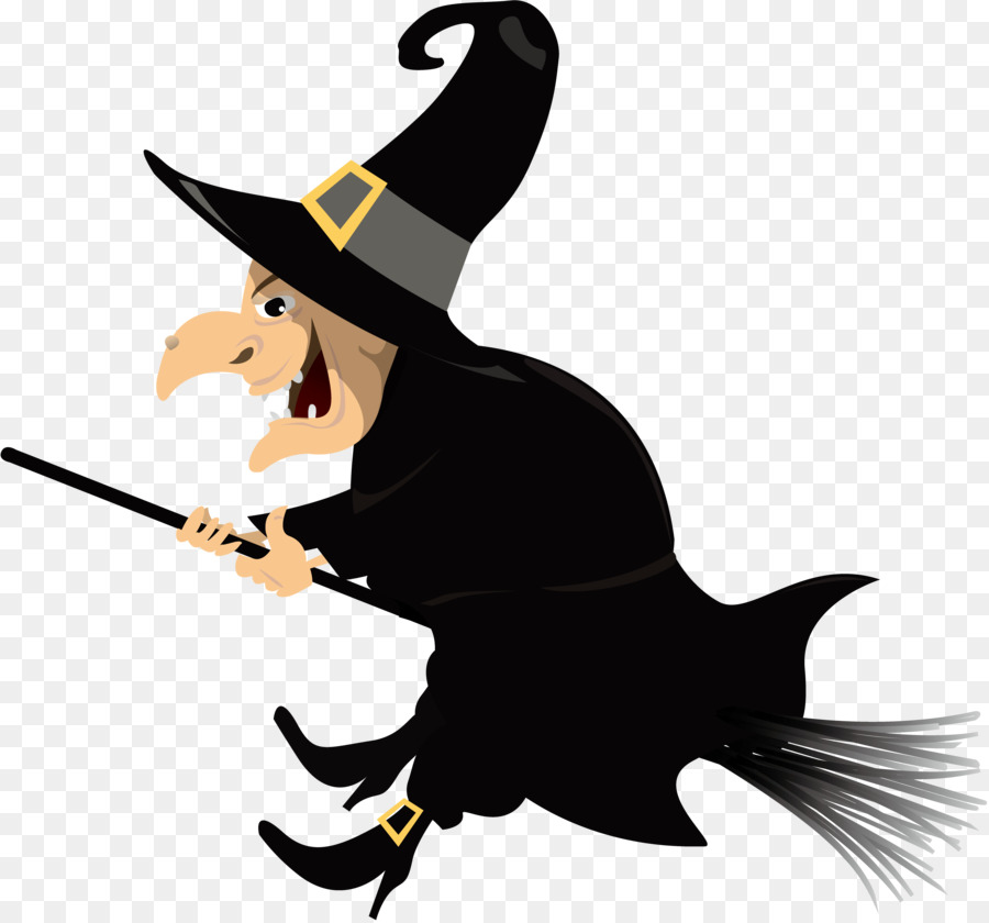 evil cartoon witches - HD