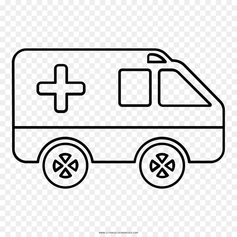 Ambulans Arabasi Boyama Resmi Coloring Free To Print