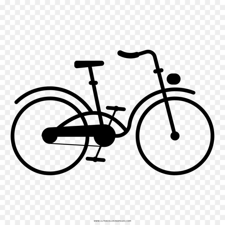 Bisiklet Tekeri Bisiklet Boyama Kitabi Cizim Renk Kask Seffaf