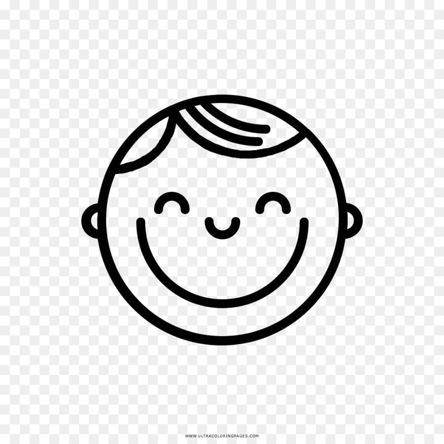 Mutluluk Boyama Kitabi Gulen Yuz Cizimi Surat Seffaf Png Goruntusu