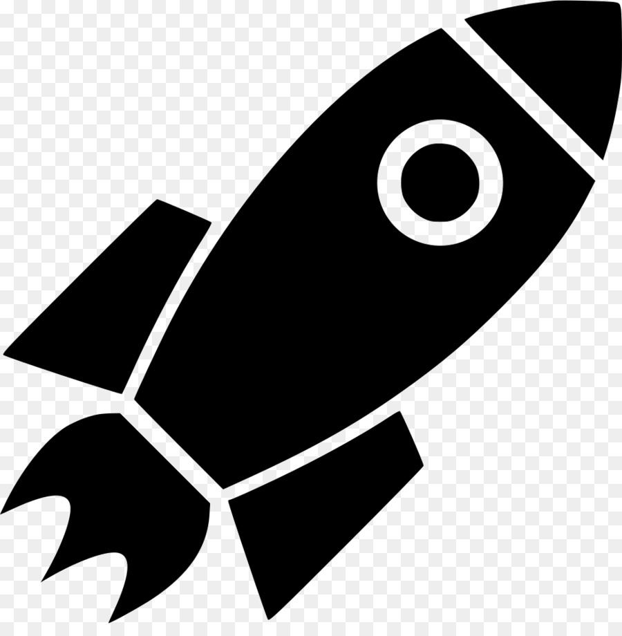 future rocket svg - 980×982