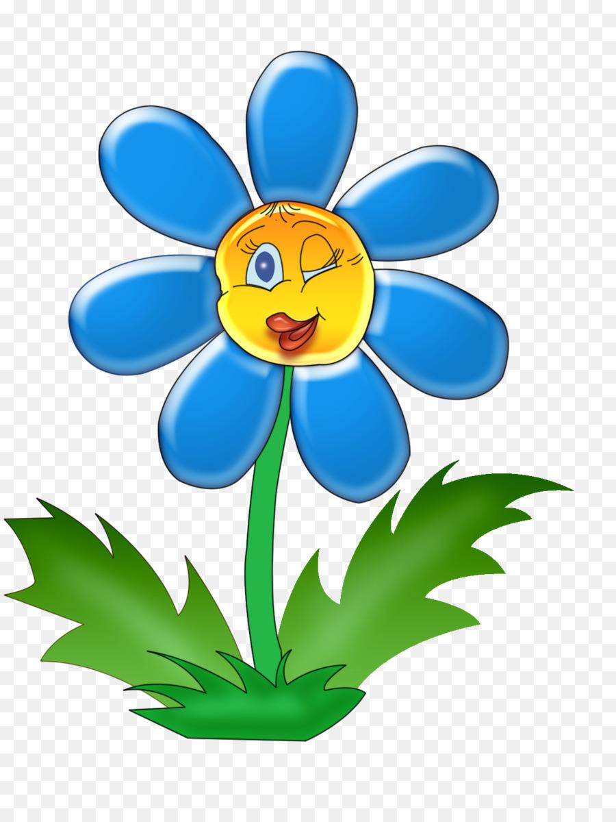 Цветочек мультяшный картинки