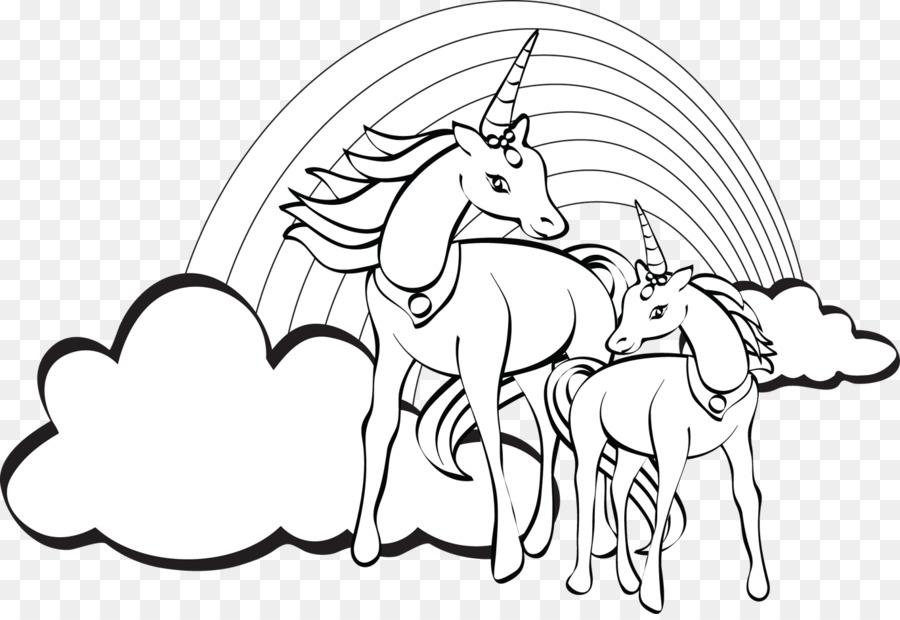 Boyama Tek Boynuzlu At Boyama Kitabi Boyama Kitabi Cocuk Unicorn