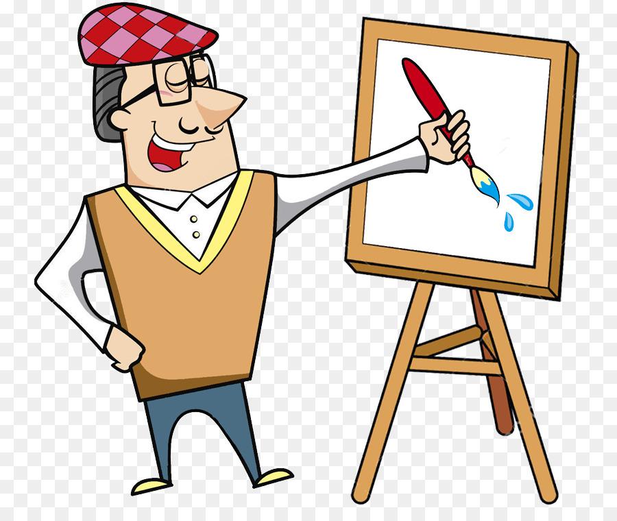 art class clip art - 900×760