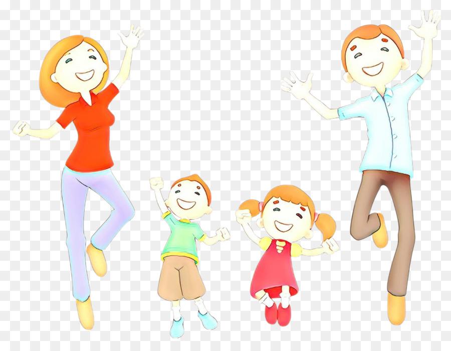 Картинка танцующая семья