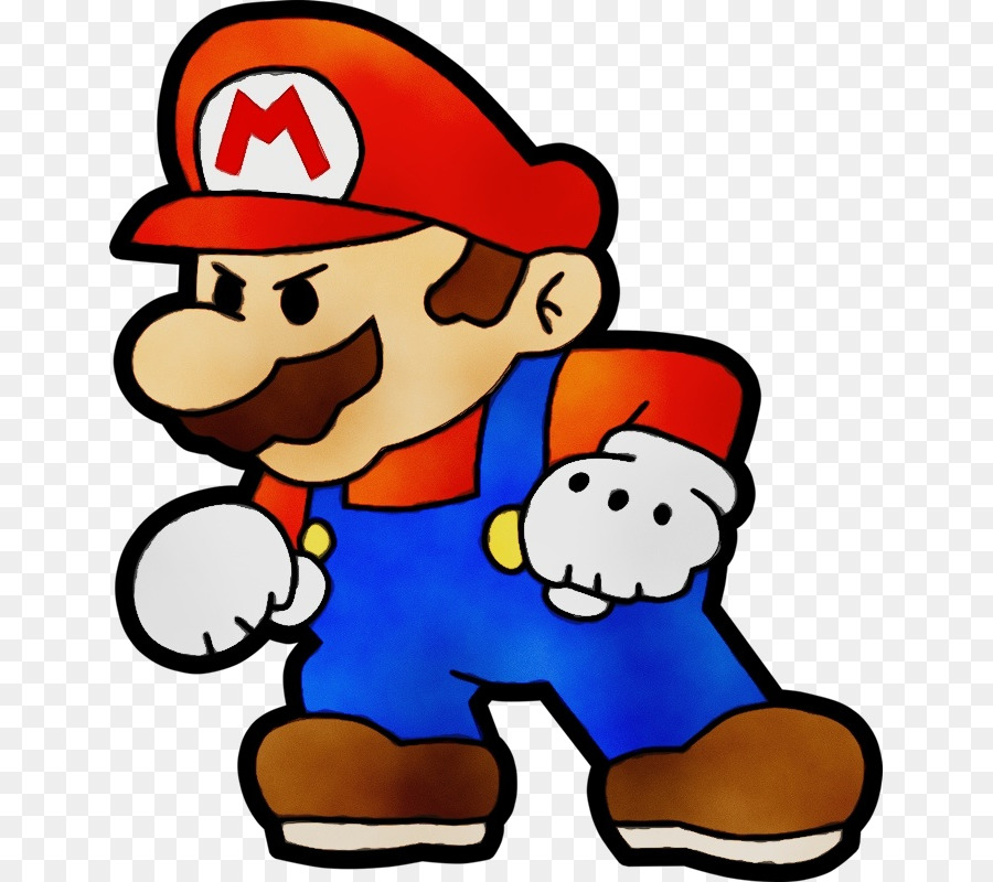 Zackscottgames Super Mario Sticker Star - #GolfClub